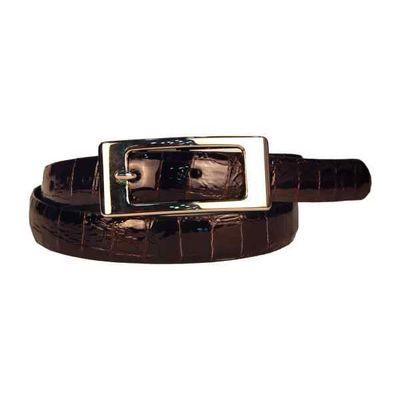 Leatherplus Black Belt for Women(LB-05)