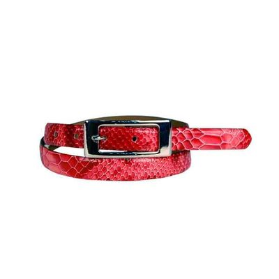 Leatherplus Cherry Belt for Women(LB-07)