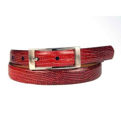 Leatherplus Cherry Belt for Women(LB-09)