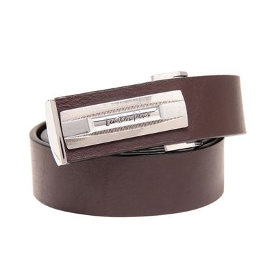 Leatherplus Brown Belt for Men(C-202-18)