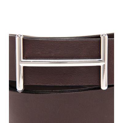Leatherplus Brown Belt for Men(C-35)