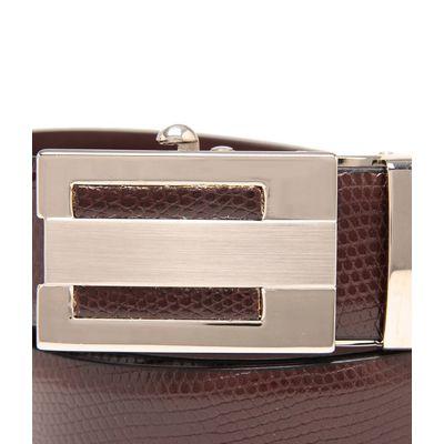 Leatherplus Brown Belt for Men(422)