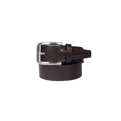 Leatherplus Brown Belt for Men(C-566)
