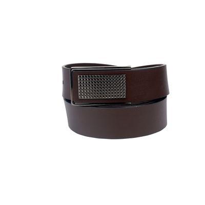 Leatherplus Brown Belt for Men(IT-136)