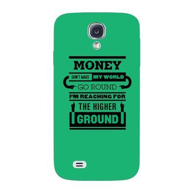 Money-ed world mobile cover