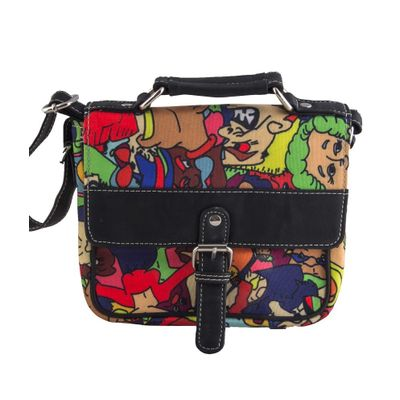 Cartoon quirky sling bag