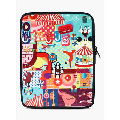Retro Circus Ipad Case