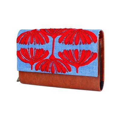Full bloom wallet