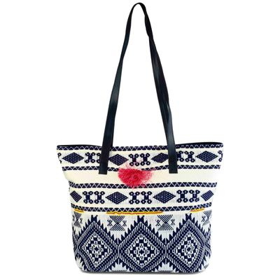 Step out casual Tote bag
