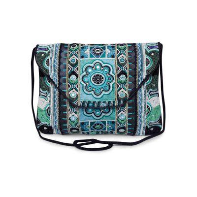 Bambam clutch bag