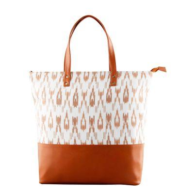 Summer fine tote bag