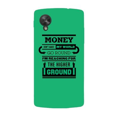 Money round mobile cover