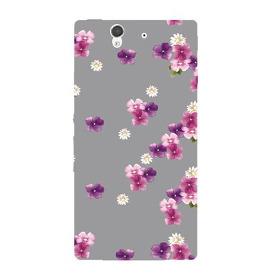 Floral beauty mobile cover