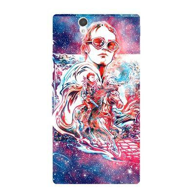 Elton John Sony mobile cover
