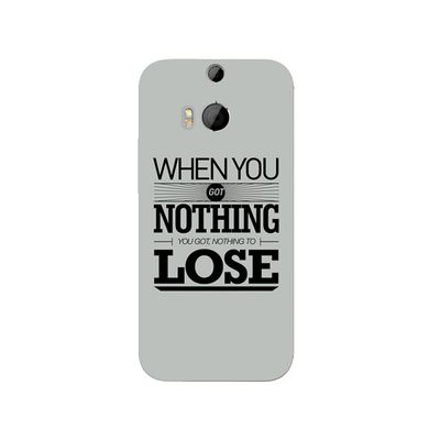 Lose nothing mobile cover