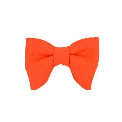 Tiekart men orange tuxedo bow tie