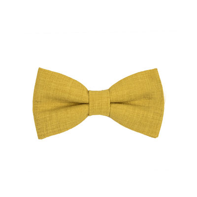 Tiekart men yellow bow tie