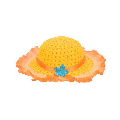 Tiekart kids yellow hat