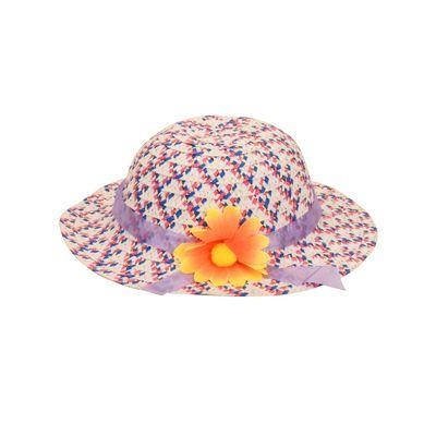 Tiekart kids multi floral hat