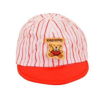 Tiekart kids red cap