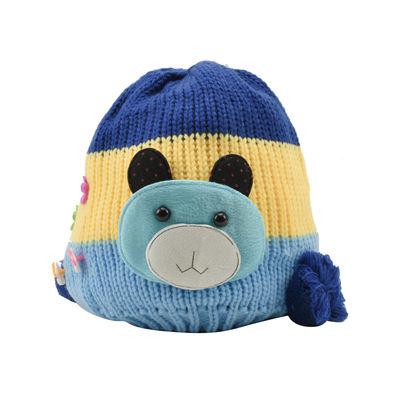 Tiekart kids multi woollen cap