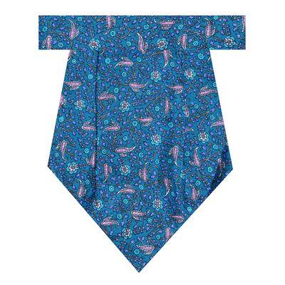 Tiekart men red cravat