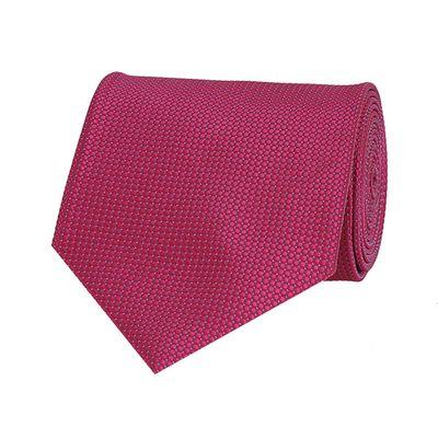 Tiekart men purple dotted  tie