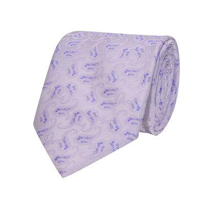 Tiekart men purple paisley  tie