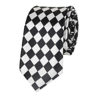 Tiekart men white funky tie