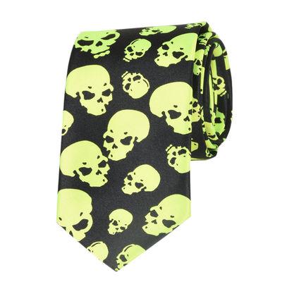 Tiekart men black   funky tie