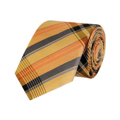 Woven silk men tie-Playfully Sober