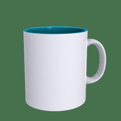Customized Photo Mugs - Inside Colour