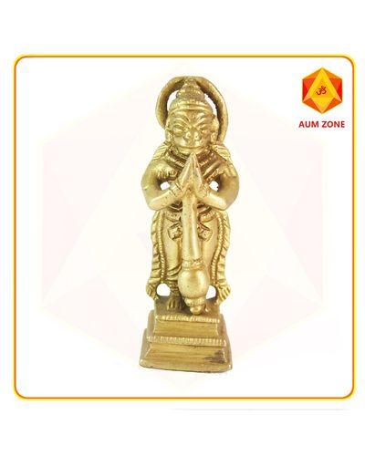 Hanuman Standing Brass Murthi