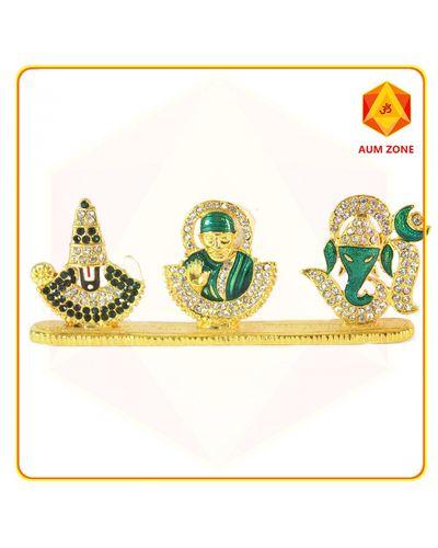 Balaji Sai Ganesha Studed Murthi