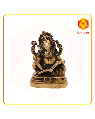 Ganesha Murti in Bronze