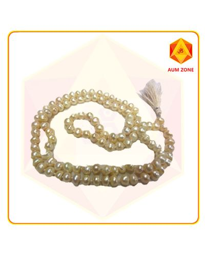 Natural Fresh Water Pearl Round Jap Mala 5 mm