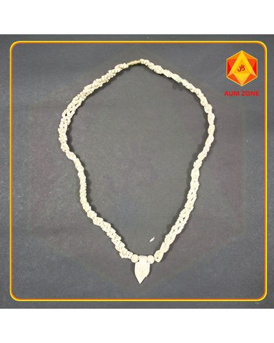 Tulsi Kanthi Braided with Radha Pendant