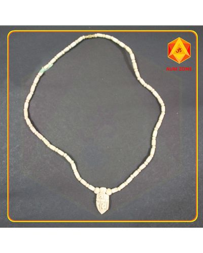 Tulsi Chain Long Bead Sri Radha Pendant