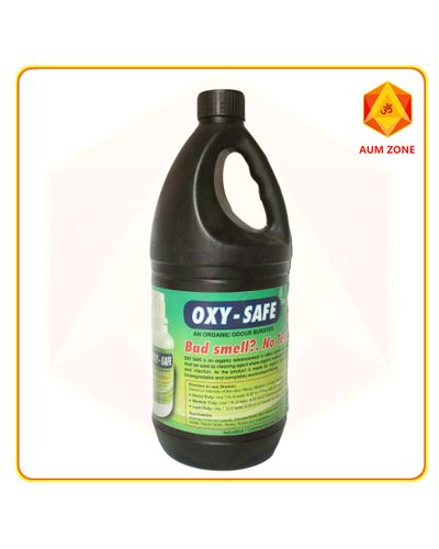 Organic Odour Buster (Oxy-Safe) 1 litre