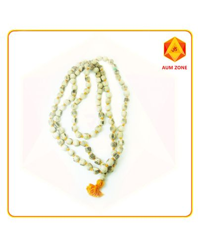 Natural Tulsi Jap Mala 13 mm