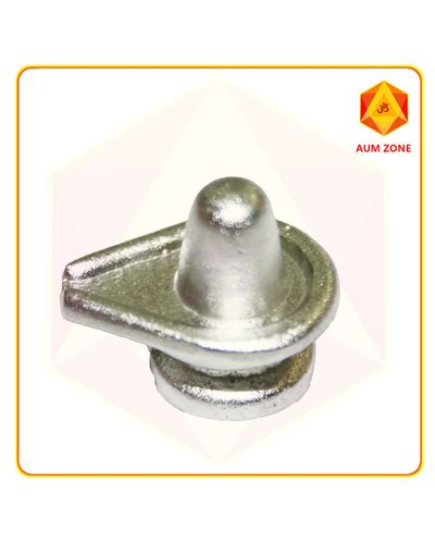 Parad (Mercury) Shivling Medium (40-45 Gms)