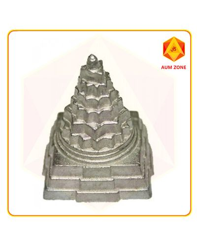 Parad (Mercury) Shree Yantra 75 Gms