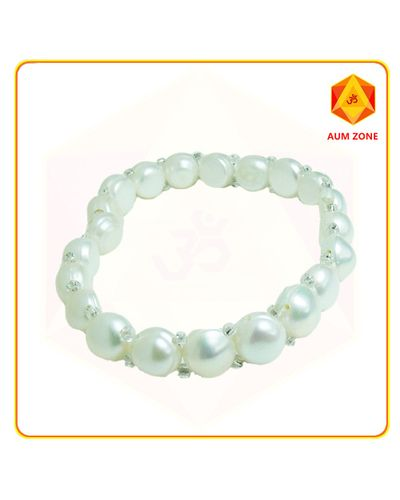 Pearl Bracelet Single Line