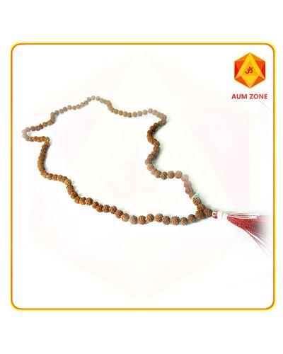 Rudraksh Jap Mala 4 mm  (108 + 1 Beads)