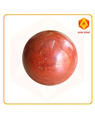 Red Jasper Ball 50-60mm