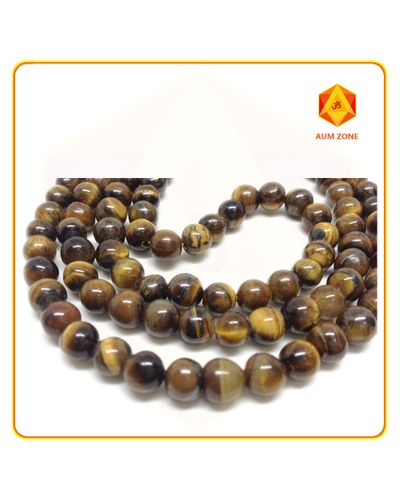 Tiger Eye 8 mm
