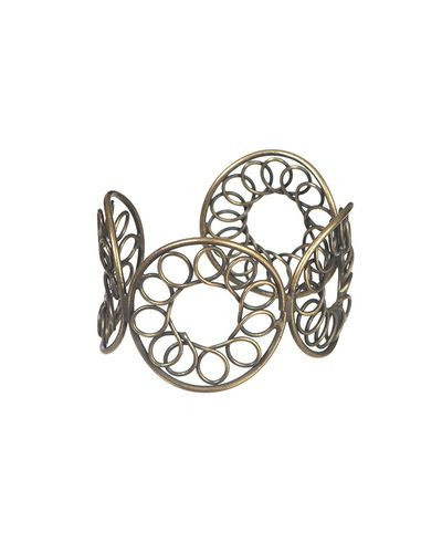 Boho Spiral Bracelet