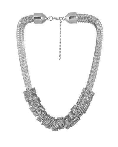 Silver Sierra Necklace