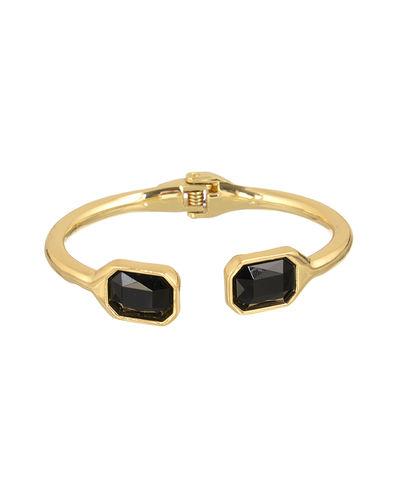Golden and Black Bracelet