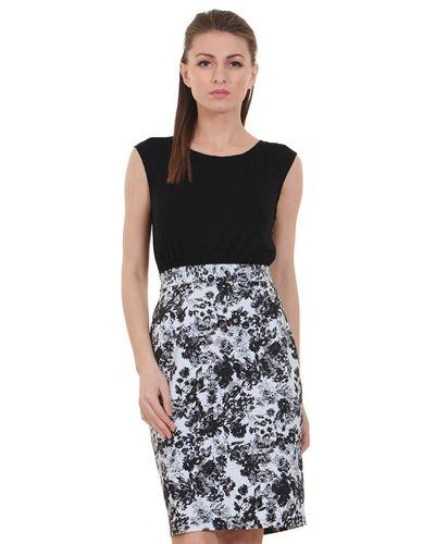 Bengaline Knit Dress
